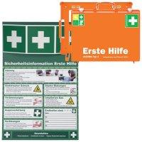 Erste-Hilfe Notfall-Sets, ÖNORM Z1020 Typ 2