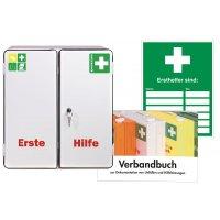 Erste-Hilfe-Schrank-Sets, ÖNORM Z1020 Typ 2