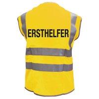 Erste-Hilfe-Warnwesten, gemäß EN 471