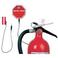Feuerlöscher-Diebstahlsicherung