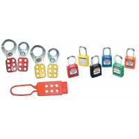 BRADY Lockout-Starterset, mini