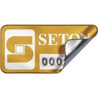 SetonGuard® Inventaretiketten, individuell