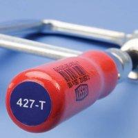 Werkzeug-Kennzeichnung, individuell, rund