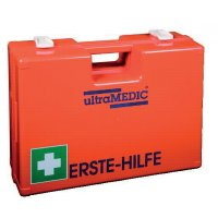 "Erste-Hilfe-Koffer ""Basic"", gefüllt, ÖNORM Z1020 Typ 2"