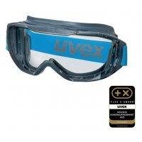 uvex Vollsichtbrillen mit optimiertem Sichtfeld, Klasse B, EN 166, EN 170