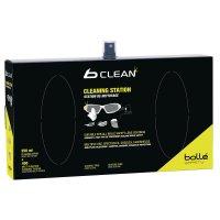 Schutzbrillen-Reinigungsstation