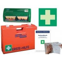 """Erste-Hilfe-Koffer """"Basic"""" Grundset, DIN 13169"""