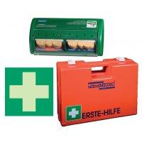 """Erste-Hilfe-Koffer """"Basic"""" Grundset, ÖNORM Z1020 Typ 2"""