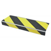 Antirutsch-Treppenprofile, farbig, R13 nach DIN 51130/ASR A1.5/1,2