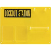 Lockout-Stationen