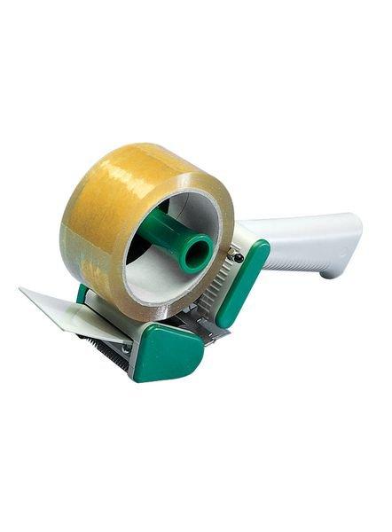 Packband-Handabroller, geräuscharm