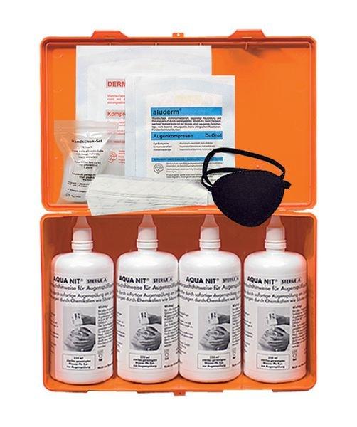 SÖHNGEN Einzelflaschen für Augen-Sofortspülungen