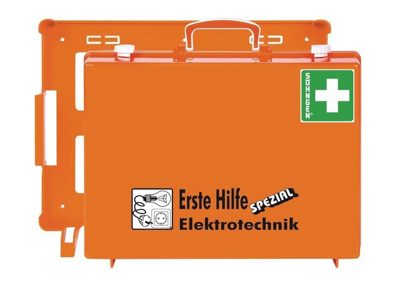 SÖHNGEN Erste-Hilfe-Koffer Spezial und Nachfüllpackungen für Elektrotechnik, DIN 13157
