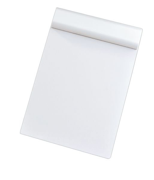 Klemmbretter, Kunststoff / Aluminium