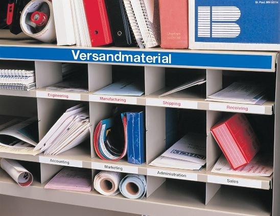 BRADY HandiMark-Vinylbänder, manipulationssicher - Beschriftungsbänder
