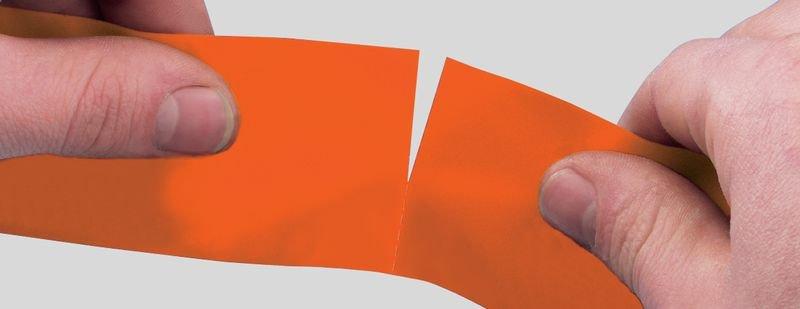 Bruchgefahr! – Verpackungsbänder mit Abreißperforation