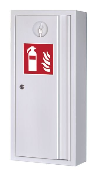 Feuerlöscher-Schutzschränke, bis 6 kg