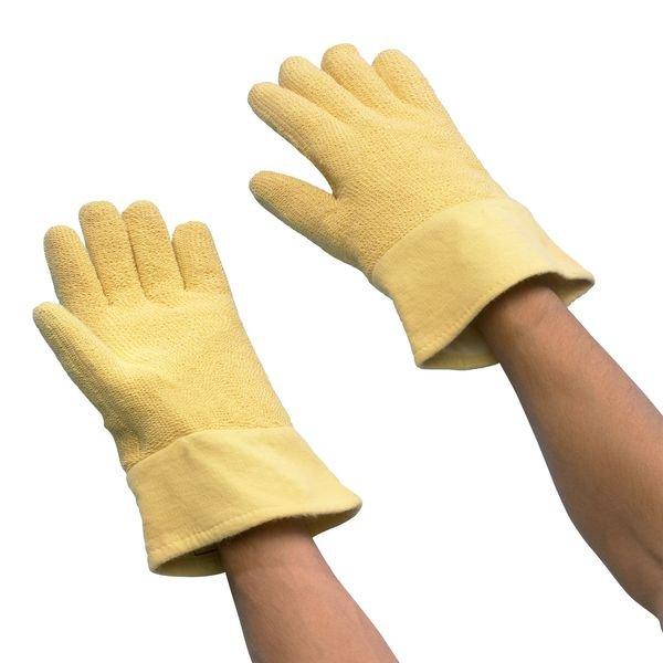 Hitzeschutz-Handschuhe bis +500 °C