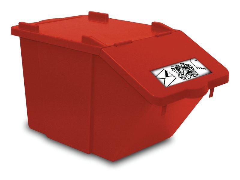 Trenncontainer – Wertstoff-Trennsysteme, kompakt