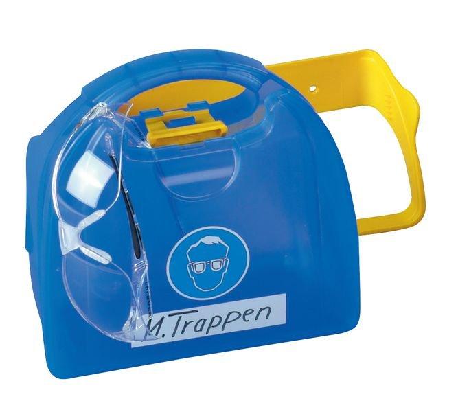 Augenschutz benutzen - PSA-Koffer, mobil