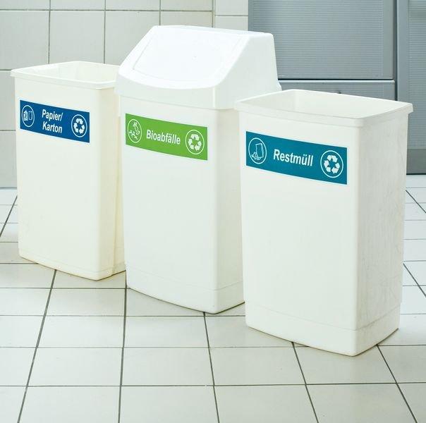 Holz – Recycling Kombikennzeichnung