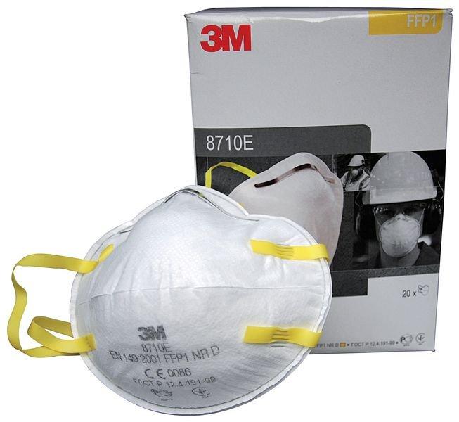 3M™ Einweg-Halbmasken Klassik, EN 149