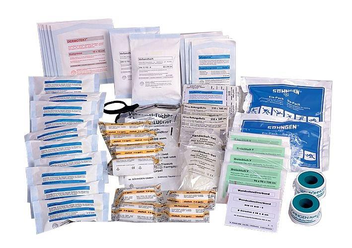 SÖHNGEN Erste-Hilfe-Nachfüllpackungen, DIN 13169