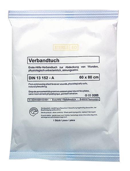 SÖHNGEN Verbandtücher, DIN 13152