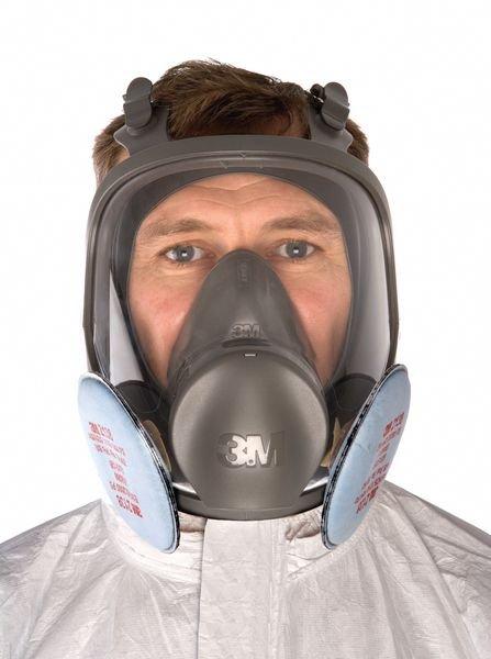 3M™ Doppelfilter, EN 136 - Atemschutzmasken