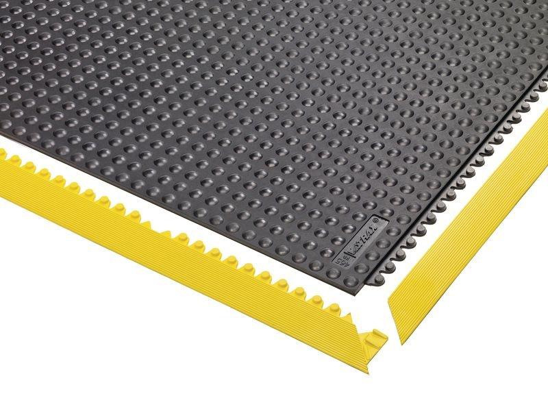 PREMIUM Industrieboden-Steckmatten-System, R9 gemäß DIN 51130/ASR A1.5/1,2