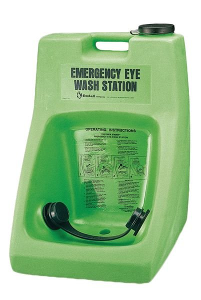 Tank-Augenspülstationen