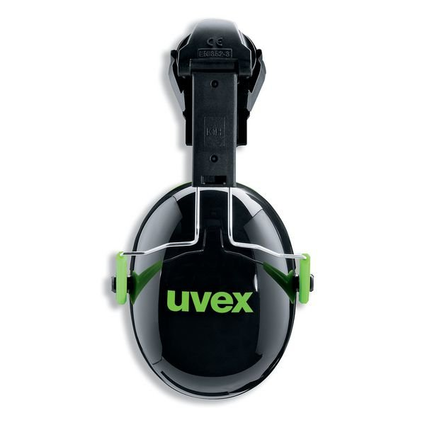 uvex Helmkapseln (Extra-leicht) - 27/30 dB Gehörschutz