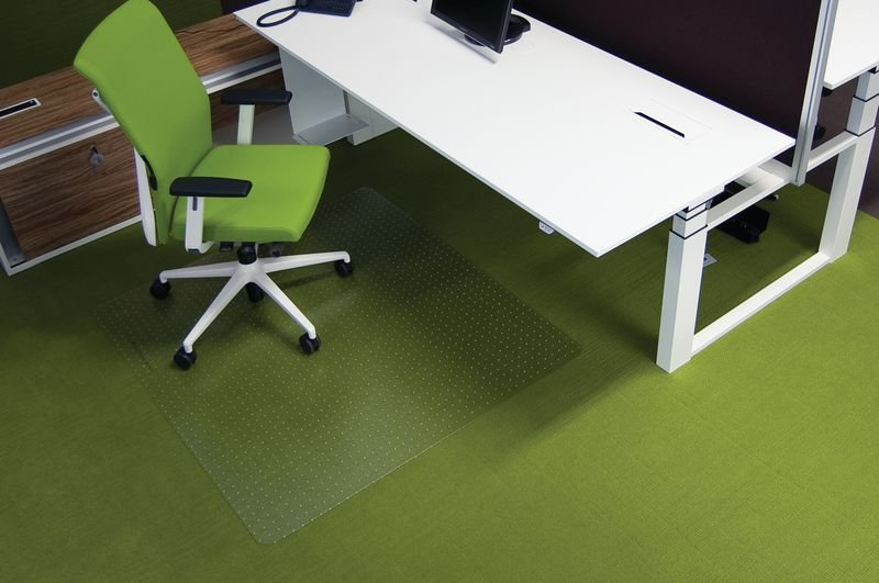 Bodenschutzmatten, robust, recyclebar, rechteckig