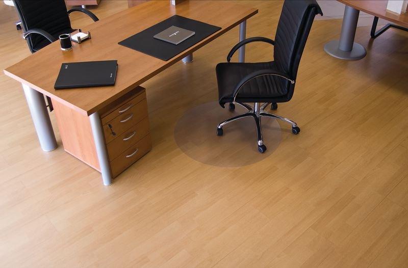 Bodenschutzmatten, robust, recyclebar, rund