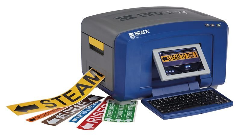 Brady Multicolourdrucker BBP 35 ohne Plotter