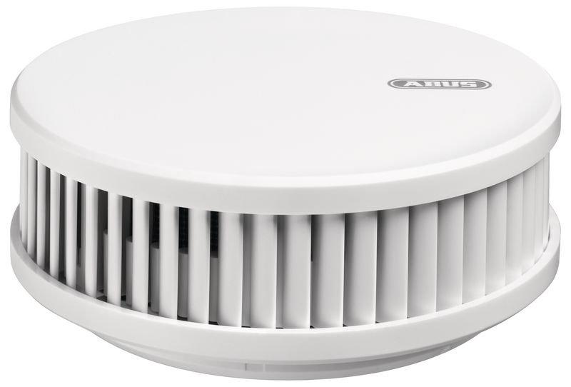 ABUS Funk-Rauchmelder mit Hitzewarnfunktion RWM450