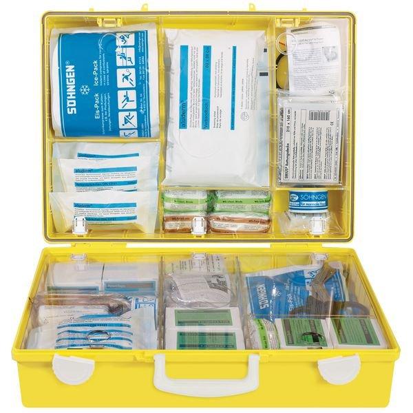 SÖHNGEN Erste-Hilfe-Koffer Multisport, DIN 13157 - Erste Hilfe und Hygiene