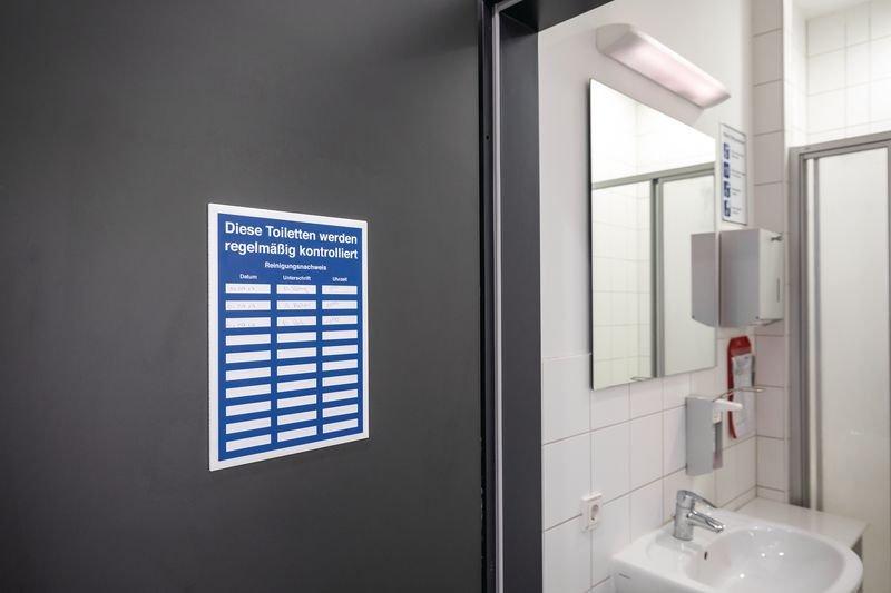 Hygiene-Einschubschilder - Erste-Hilfe-Schilder