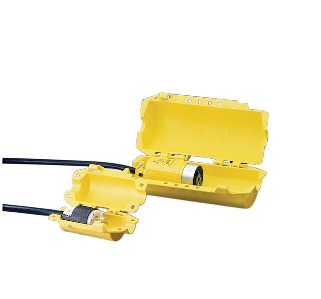 Hubbel Absperrungen von industriellen Steckerverbindungen