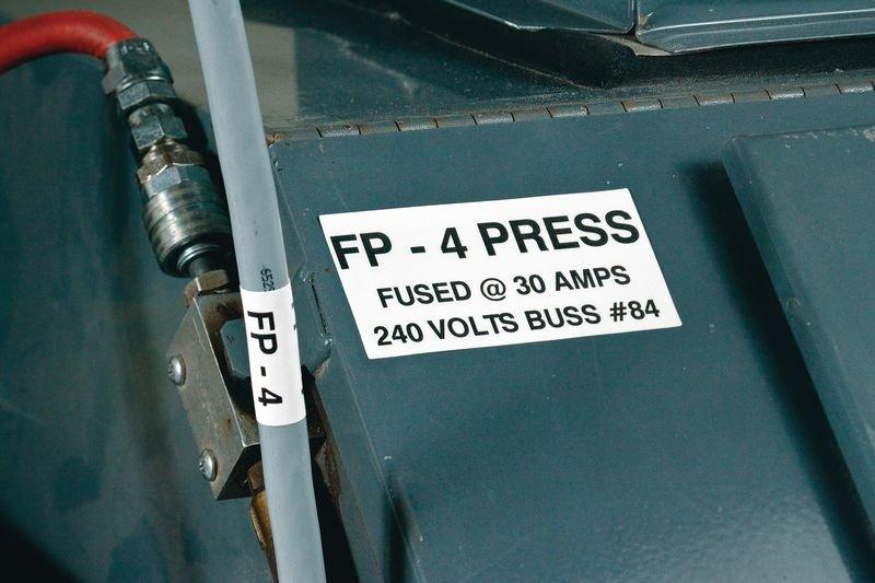 BRADY Farbband für BMP71 - R4300-Serie - Beschriftungsbänder
