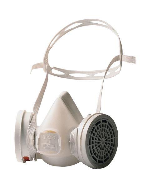 Honeywell Einweg-Doppelfilter-Halbmasken, Standard, EN 405