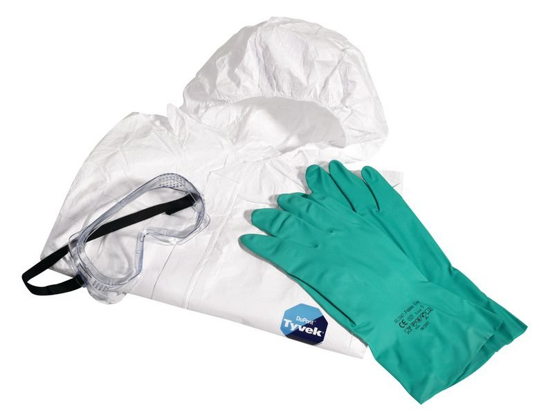 Tyvek® Instandhaltungs-Schutzkleidung