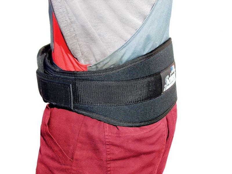 Rückenstützgurte, komfort