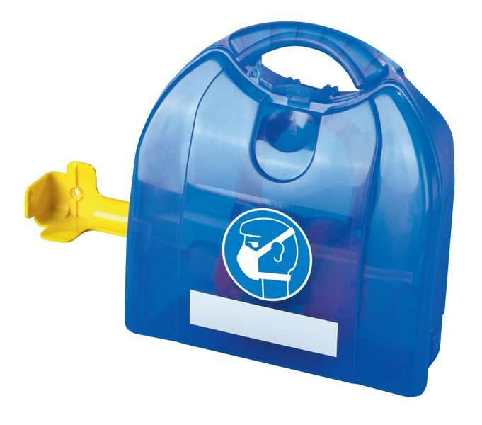 Atemschutz benutzen - PSA-Koffer, mobil