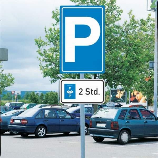 Verkehrszeichen-Zusatztafeln, individuell, mit Wunschziffer - Betriebskennzeichnung und Hinweisschilder