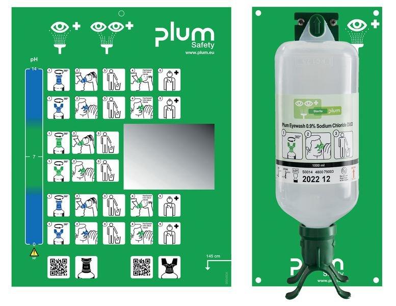 Plum DUO Augenspülung-Station