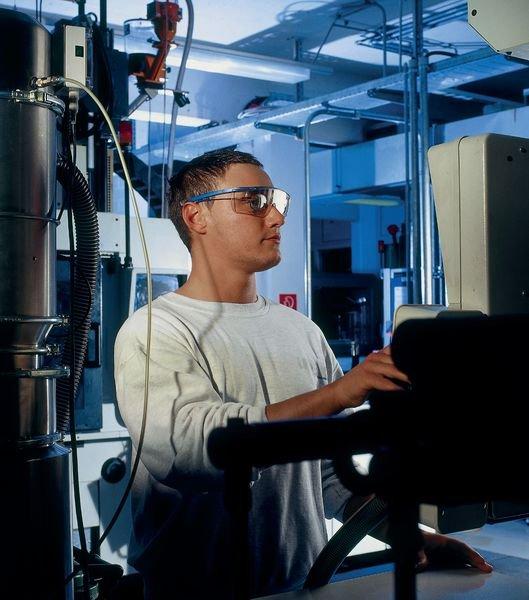 uvex Schutzbrillen für Besucher mit flexiblen Bügeln - Schutzbrillen und Gesichtsschutz
