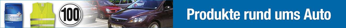 Warnwestenpflicht - Alles an Bord: Autozubehör