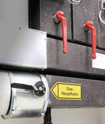 Gasanlage Biogas