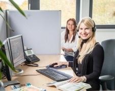 Telefonische Beratung und Angebotsservice